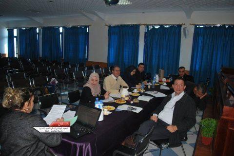 Groupe de travail INSPA