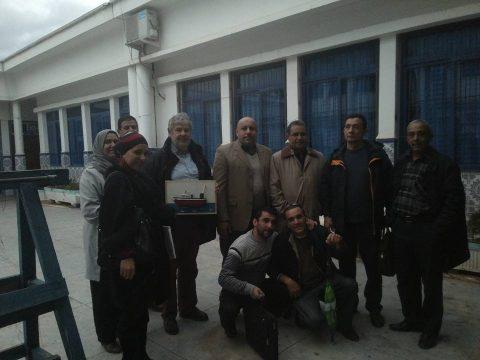 INSPA (Algérie) – CEFCM (France) INSPA