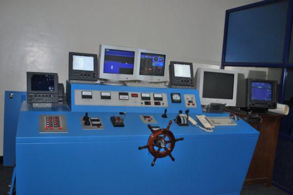 Simulateur de pêche et de navigation