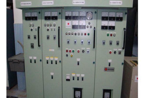 Le Simulateur production de l'énergie électrique et de synchronisation