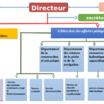 Organigramme INSPA