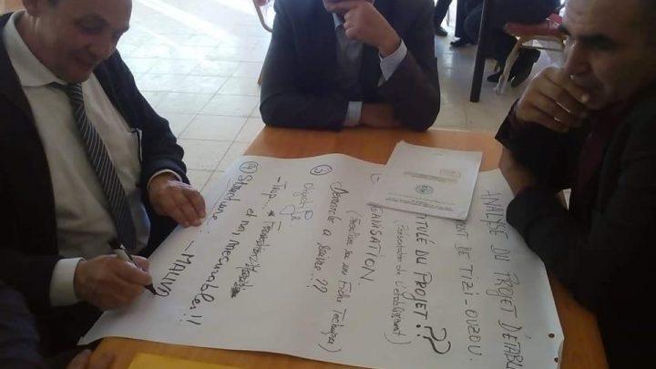 Formation et accompagnement des responsables en management de projet
